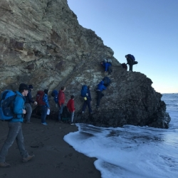 Pt Reyes Backpacking 2017